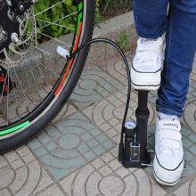 휴대용 컴팩트 자전거 에어펌프 바람넣기/653ECE