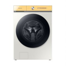 [AR체험]비스포크 그랑데 세탁기 AI WF24A9500YE [24KG/올인원컨트롤/AI맞춤세탁/버블워시/그레이지(디스플레이:썬옐로우)]