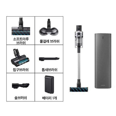 [배송지연]제트 무선 청소기 + 청정스테이션 세트 VS20T9218QDCC