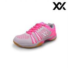 MAXX 맥스 여자 배드민턴화 스쿼시화 UVO BLAST_Pink