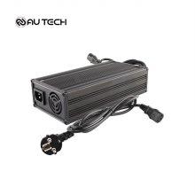 AU테크 에코로 S400 48V 전동킥보드 급속 충전기 / 충전어댑터