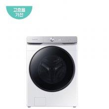 드럼 세탁기 그랑데 AI WF21T6500KW [21KG/AI맞춤세탁/버블워시/화이트]