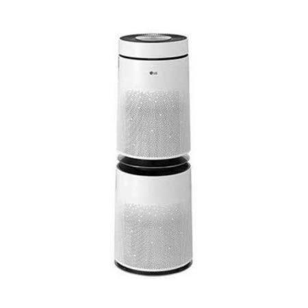 [AS연장 + 가전케어2회] 퓨리케어 360° 공기청정기 플러스 AS301DWFH [100m²/크리미 스노우/21년형]