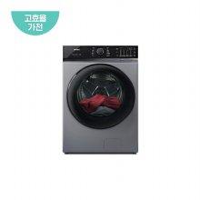 세탁기 TMWM230-KSK [23KG/소프트케어/액티브샷/컴포트스팀/메탈릭 그레이]