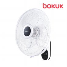 *[보국]40cm 전자식 벽걸이 리모콘 선풍기 BKF-40RW97