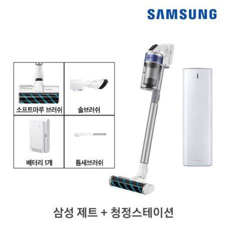 [포토상품평이벤트 1~19일] 제트2.0 무선청소기 VS15R8543Q4CW 청정스테이션