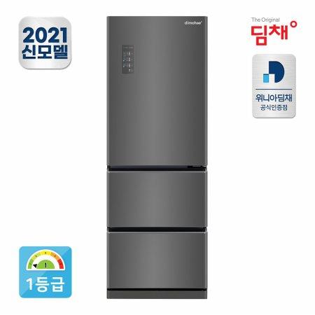 김치냉장고 EDT33EFRZD (330L / 딥실버 / 1등급)