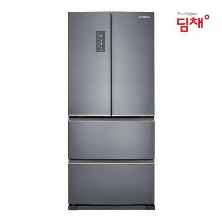 김치냉장고 GDQ57DLNNBS (551L / 블랙)