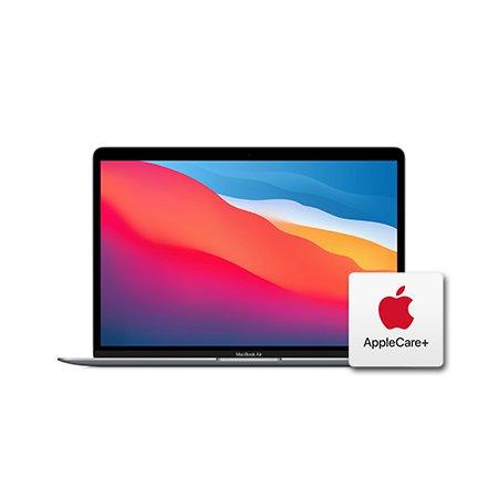 [Applecare+] 맥북에어 13형 M1 GPU 7코어  RAM 8GB SSD 256GB 스페이스그레이 / Apple 노트북
