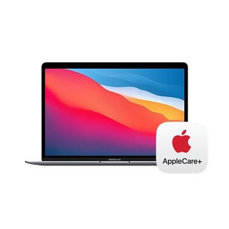 [Applecare+] 맥북에어 13형 M1 GPU 8코어  RAM 8GB SSD 512GB 스페이스그레이 / Apple 노트북