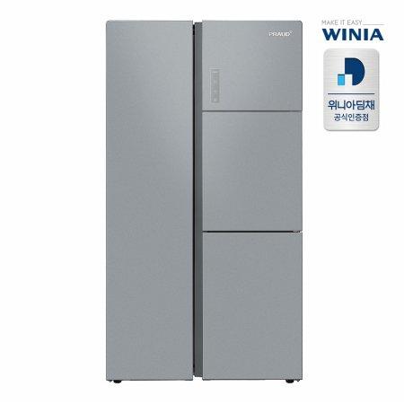 프라우드 양문형냉장고 ERK839EJSS ( 834리터 / 실버)