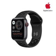 [Applecare+] 애플워치 6 Nike 40mm GPS+Cellular 스페이스그레이 알루미늄 케이스 안드라사이트블랙나이키스포츠밴드