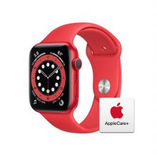 [Applecare+] 애플워치 6 GPS 44mm 프로덕트레드 알루미늄 케이스 프로덕트레드스포츠밴드