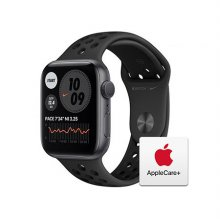 [Applecare+] 애플워치 6 Nike GPS 44mm 스페이스그레이 알루미늄 케이스 안드라사이트블랙나이키스포츠밴드