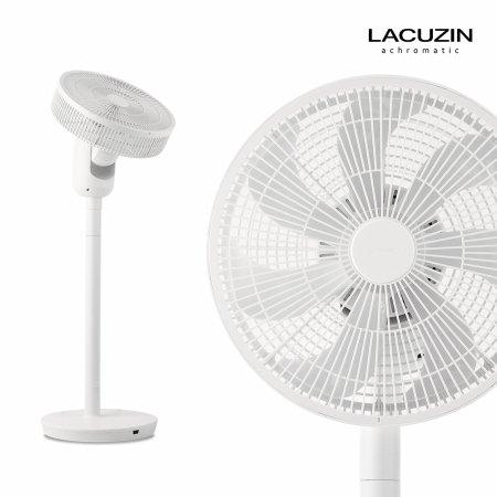 [비밀특가+혜택가확인 필수!] LCZ006WT 라쿠진 BLDC 써큘레이터 아기바람 입체회전 선풍기 화이트