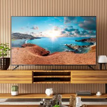 125cm UHD 와글와글 스마트TV WM 500 QLED (직배송자가설치)