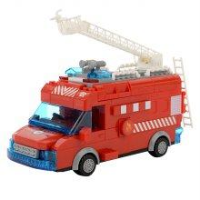[이지]레고조립블럭 자동차 긴급구조 소방차(89-103B)
