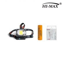 하이맥스 HI-MAX LED라이트 COB헤드랜턴 H2 세트