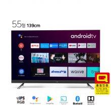 139cm UHD 솔로앤 스마트 TV T5507TUA (스탠드형 기사설치)