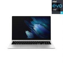 삼성 뉴갤럭시북 Pro 360 NT950QDB-KC58S 노트북 인텔11세대i5 8GB 256GB Win10H 15.6inch (미스틱실버)