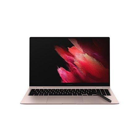 삼성 뉴갤럭시북 Pro 360 NT950QDB-KC71G 노트북 인텔11세대i7 16GB 512GB Win10H 15.6inch (미스틱브론즈)