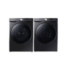 *LED 블랙* WF24T8000KV [드럼세탁기24KG/블랙캐비어] + DV17T8520BV [건조기17KG/블랙캐비어]