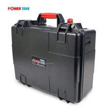 대용량 리튬이온 파워뱅크 PT-S400SB 12V 차박 낚시 캠핑