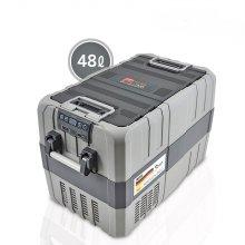파워탱크 SECOP 캠핑냉장고 차량용 냉장고 냉동고 48L PT-A50SB
