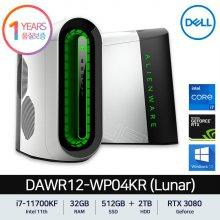 델 에일리언웨어 오로라 R12 데스크탑 PC DAWR12-WP04KR Lunar i7-11700KF/RTX3080/32GB/512GB+2TB/W10프로