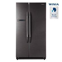 양문형 냉장고 EWRY726EEMPS (718L, 터치 디스플레이)