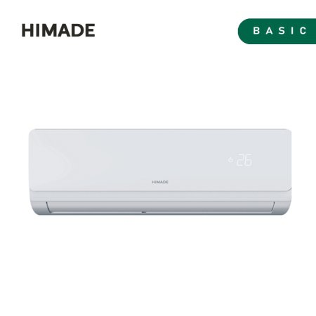 [포토상품평 이벤트] 인버터 냉난방 벽걸이 에어컨 HDA-E07TW (22.8㎡) [전국기본설치무료]