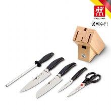 [즈윌링] 파이브 스타 6P 블록 세트(산토쿠 HE) HK30147-004