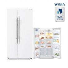 양문형 냉장고 EWRY556EEMWE (550L)