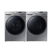 드럼 세탁기(21kg)+건조기 세트 WF21T6000KP+DV16T8520BP (이녹스)
