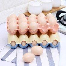 파스텔15구 계란홀더 1개(색상랜덤)
