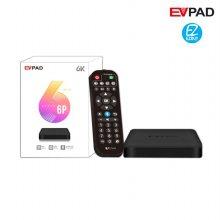 [해외직구] EVPAD6P안드로이드셋톱박스 4GB+64GB