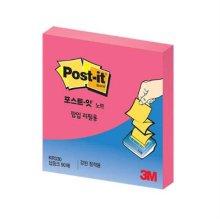 포스트잇 팝업리필용 강한점착용 KR330(딥핑크 1ea)