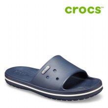 크록스 슬리퍼 /30- 205733-462 / Crocband III Slide Nav