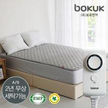 [보국]전기요 BAF/EMF인증 전기장판 세탁가능 1607S_(싱글)