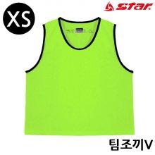 스타스포츠 팀조끼 V (X-Small) (형