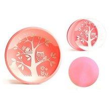 HOOT 플레이트 유아동 접시 핑크