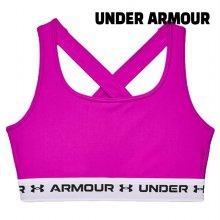 언더아머 스포츠브라 /A71- 1361034-660 / 여성 UA Armour 미드 크로스백 스포츠 브라